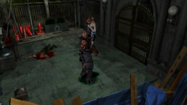 تحميل لعبة  رزدنت ايفل 3  Resident Evil 3 Nemesis