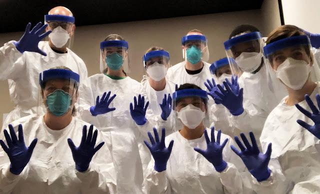 """USA: CDC raccomanda campi di isolamento """"Zone Verdi"""" per gli individui ad """"alto rischio"""" COVID"""