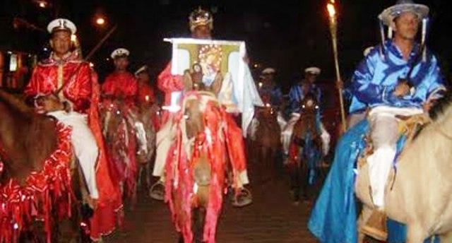Festas Marianas Do Mês De Outubro Nossa Senhora Do: Festa Do Rosário De Chapada Do Norte é Reconhecida Como