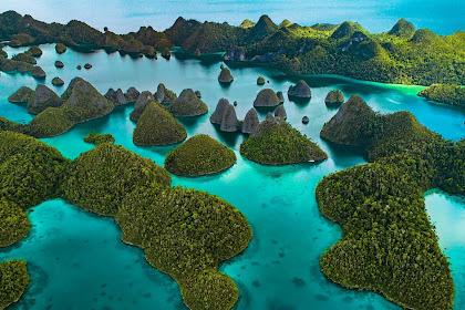 Raja Ampat island hidden paradise in indonesia