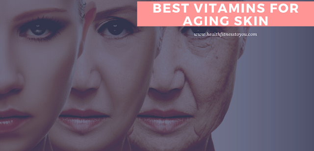 what are the best anti aging skin vitamins?