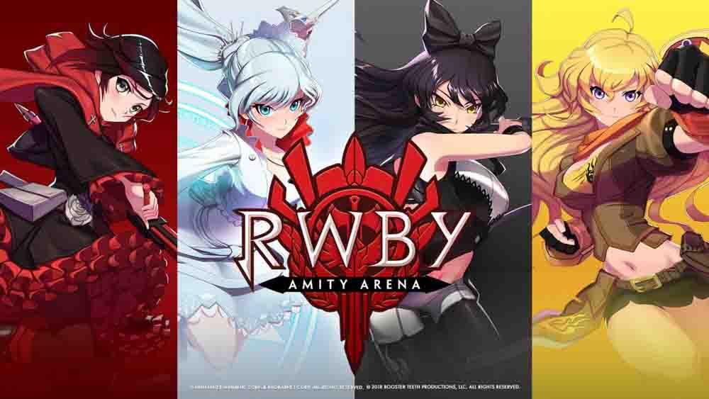 RWBY S2 [Batch] Subtitle Indonesia