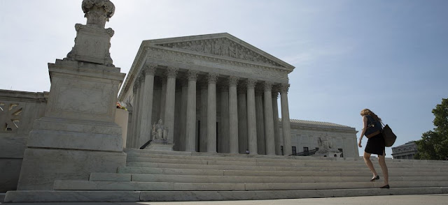 Tribunal Supremo de Estados Unidos y Derecho