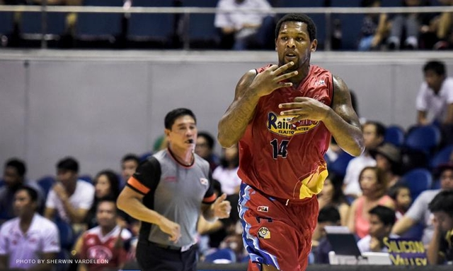 List Top 5 Highlight Videos Wendell McKines San Miguel Import 2017 PBA Governors' Cup
