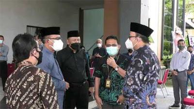 Bupati Banyumas Setujui Jalan Kampus Jadi Jalan Prof Rubijanto Misman
