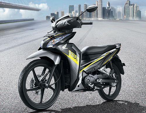 Spesifikasi Honda Blade