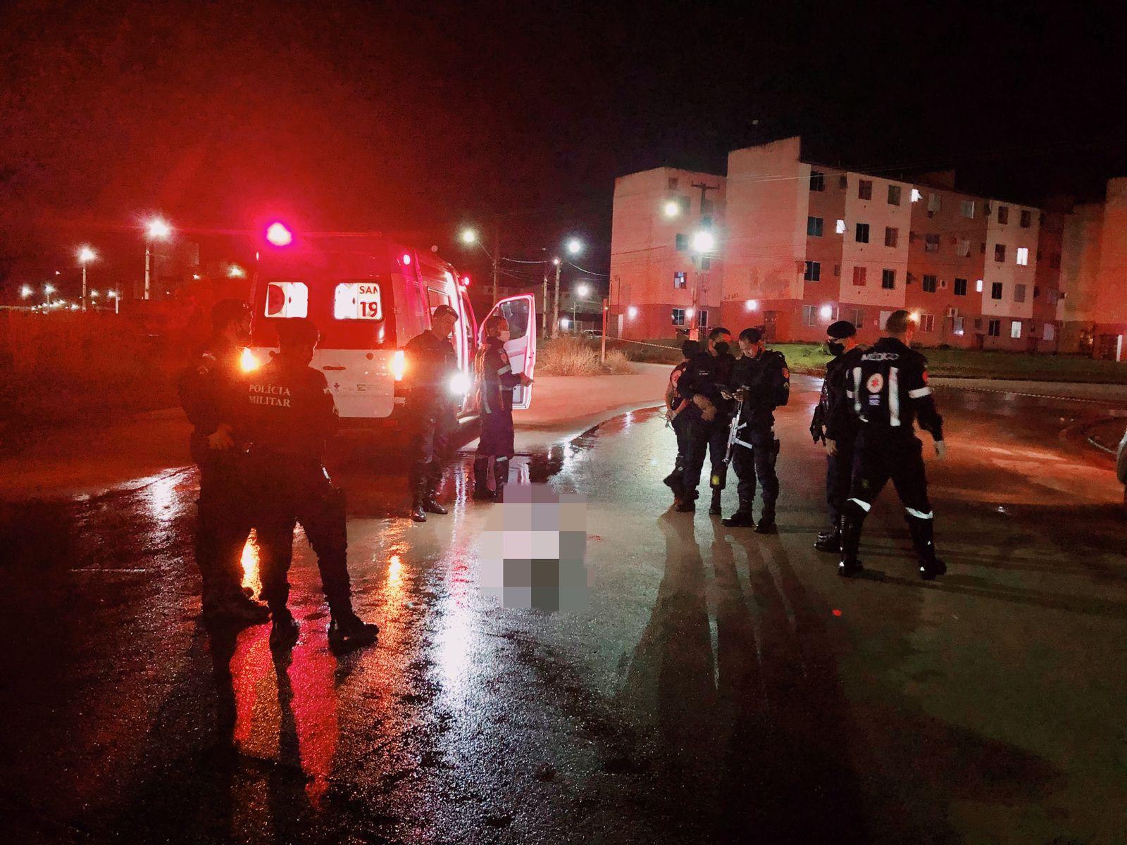 Facção proíbe ambulâncias do Samu de entrarem com sirenes e giroflex ligados no Orgulho do Madeira