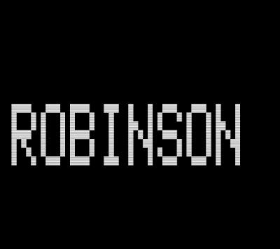 RobinsonVývojář  Daniel PolčinVydavatel  Daniel PolčinVydáno 1987 pro PMD  85Žánr  ArkádaPočet hráčů  1Stav  DokončenoVelice jednoduchá hra 10624ecb92