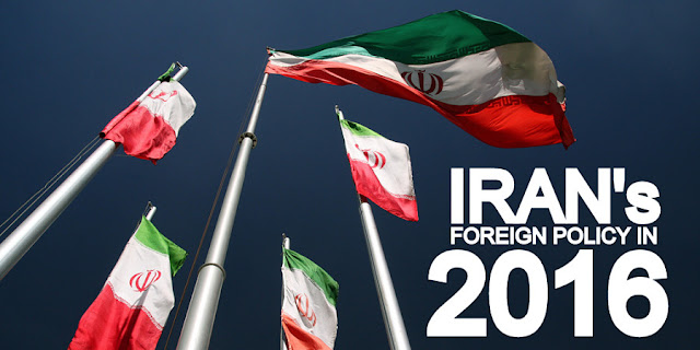 SITREP | Iran's Foreign Policy in 2016