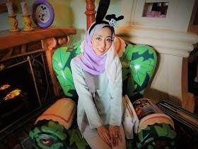 イスラム教徒が頭に巻くスカーフ(ヒジャブ)の巻き方4種類