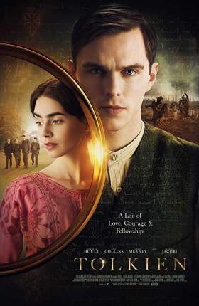 Tolkien 2019 Dual Audio ORG Hindi 950MB BluRay 720p
