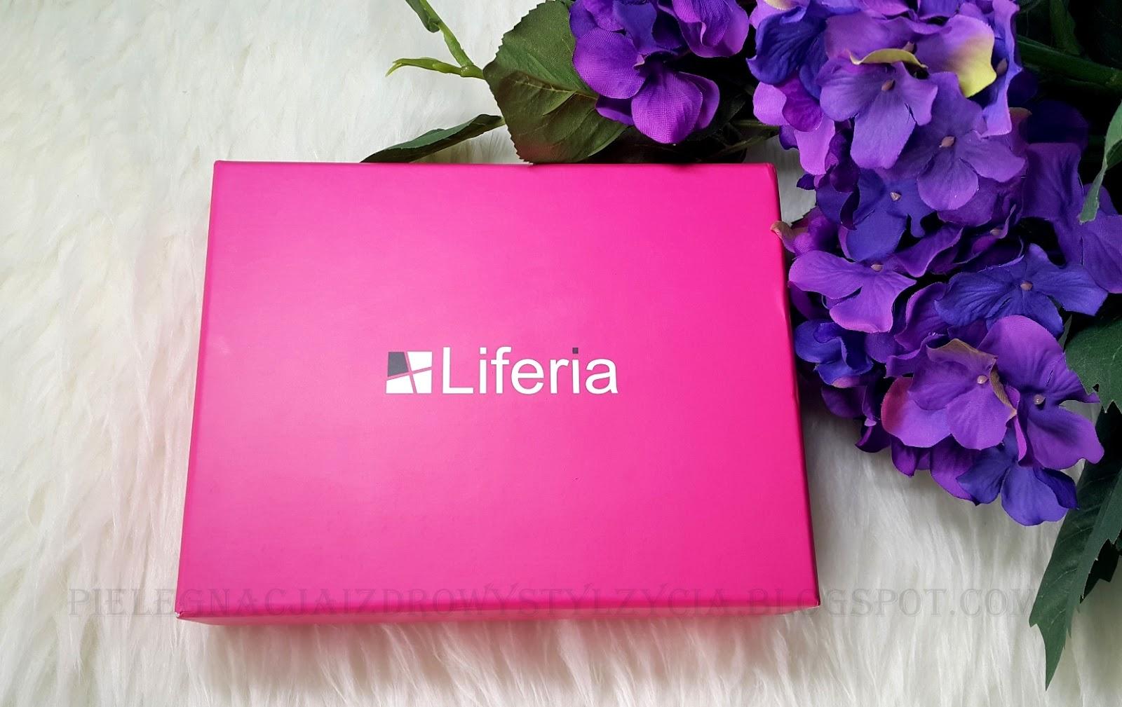 Pudełko Liferia marzec + NIESPODZIANKA DLA WAS :)