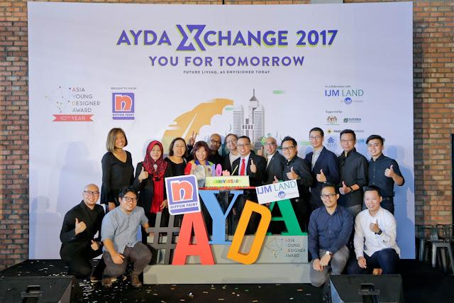 Ayda 2017, AYDA Xchange 2017,