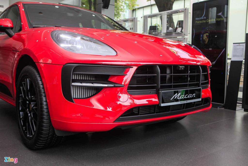 Chi tiết Porsche Macan GTS 2020 đầu tiên tại VN, giá từ 4,28 tỷ đồng