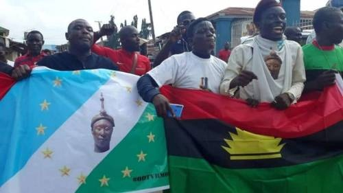 Just In! IPOB, Oduduwa Launch Joint Volunteer Force, Demand End to Militarisation in Southeast