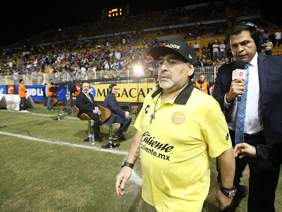 Diego Maradona now and recent pictures