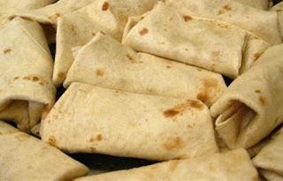 bean and rice burritos, bean burrito freezer, freezer cooking, freezer meals, How to make refried beans