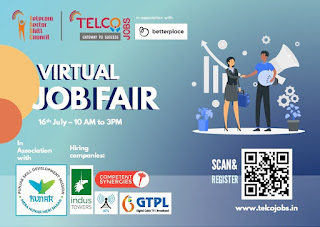 Online Job Fair For Telecom Sector Jobs Opportunities for 10th, 12th, ITI and Diploma Holders   Register Now