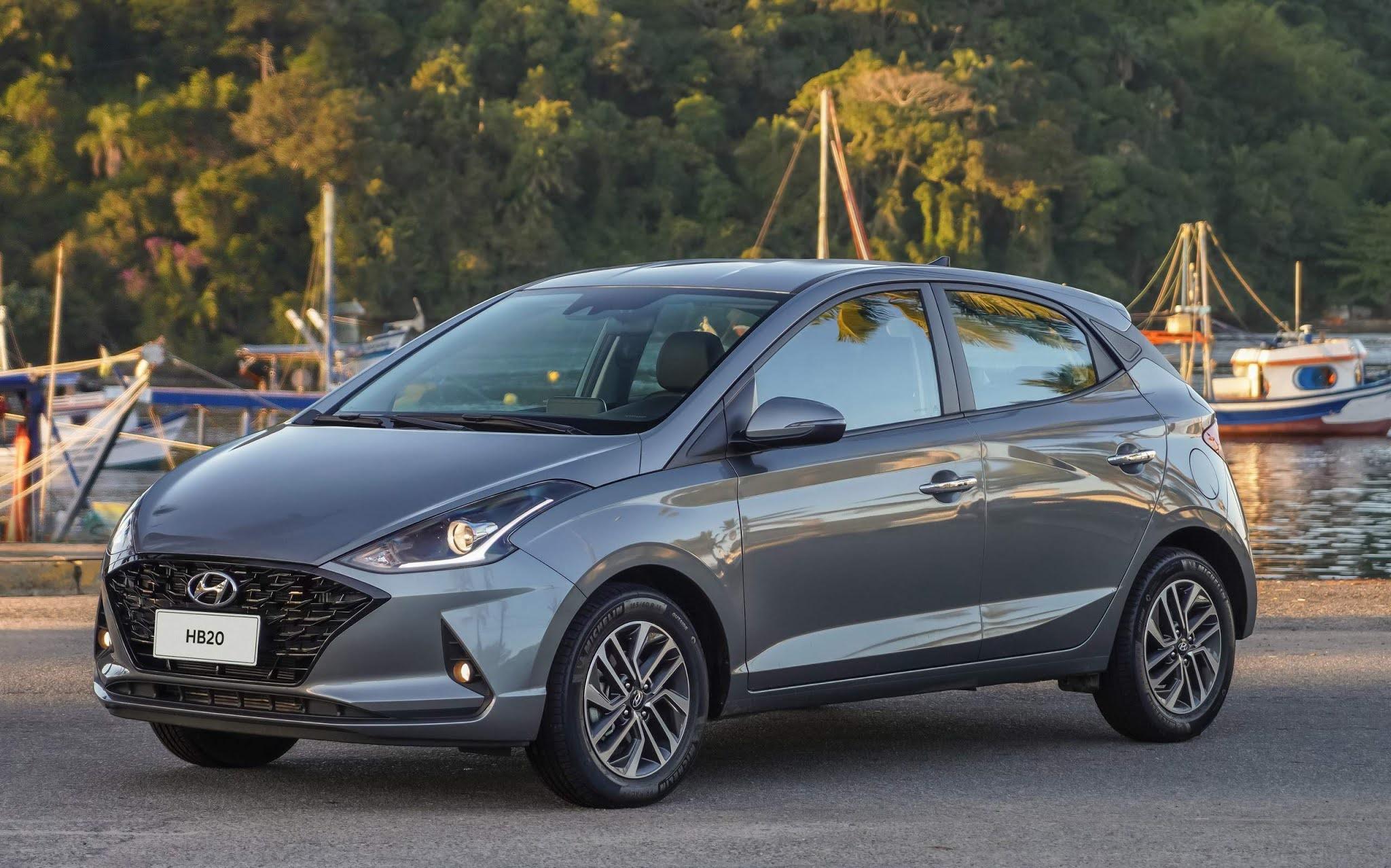 Hyundai HB20 2021: tabela de fevereiro tem aumento de preços