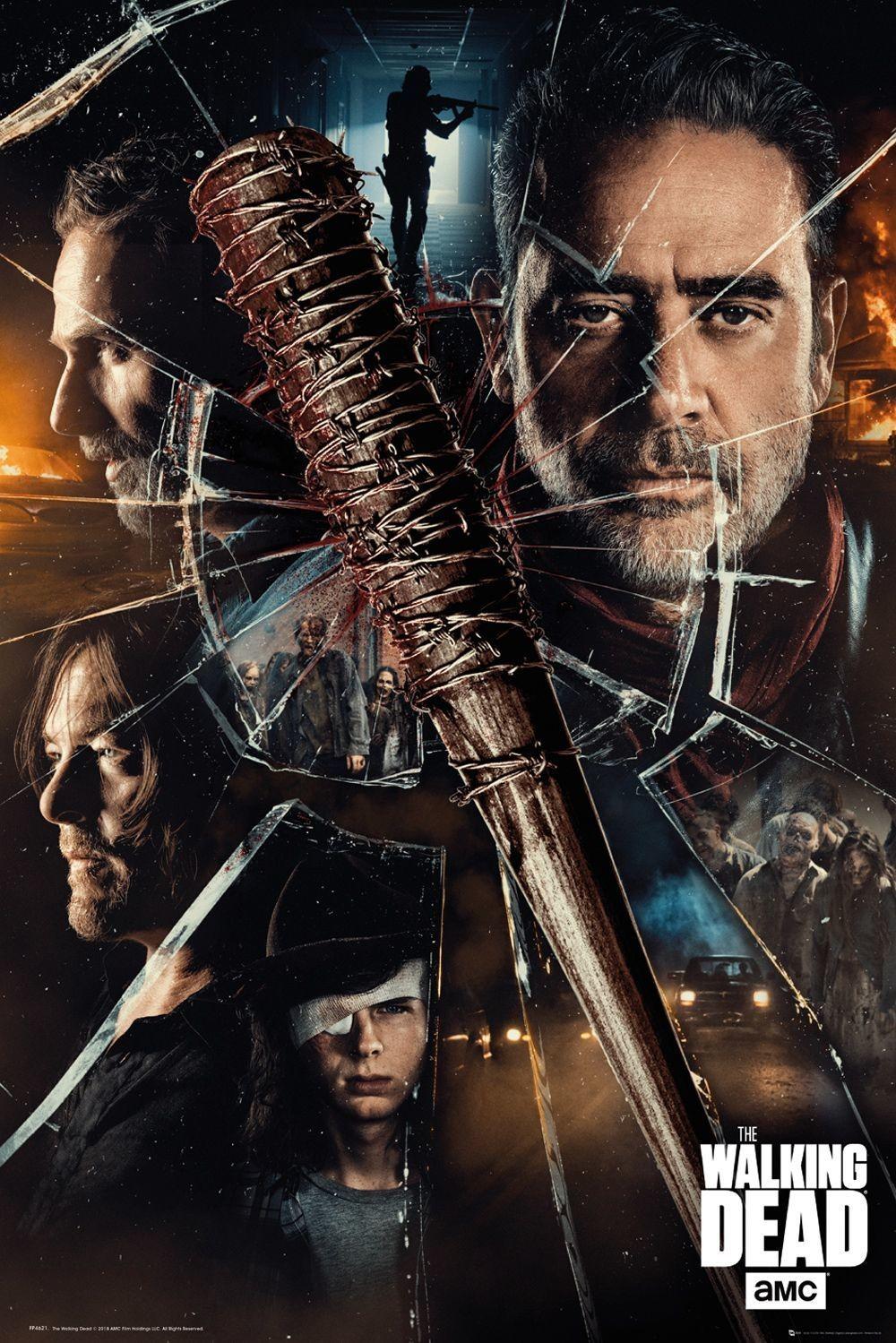 The Walking Dead Temporada 1 a la 10 Dual 1080p