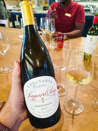 #WineRoutingWithLloyd Leopards Leap Culinaria Chenin Blanc