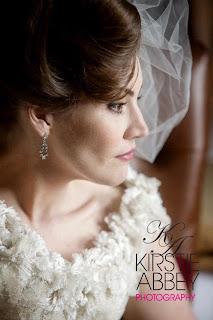 Wedding Hair with a vintage twist