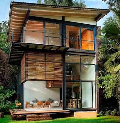 Cozy Modern Contemporary Style House Plans
