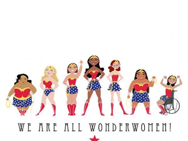 The Impact of Wonder Woman on Body Positivity