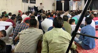 #JaunpurLive : अल्लाह के डर से अल्लाह के करीब होता है इंसान :मौलाना सफी हैदर