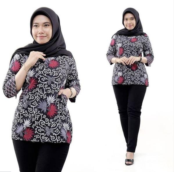 Blus Batik Original Pekalongan