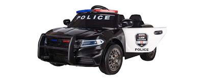 Coche eléctrico de 12 V de persecución policial de Modern-Depo