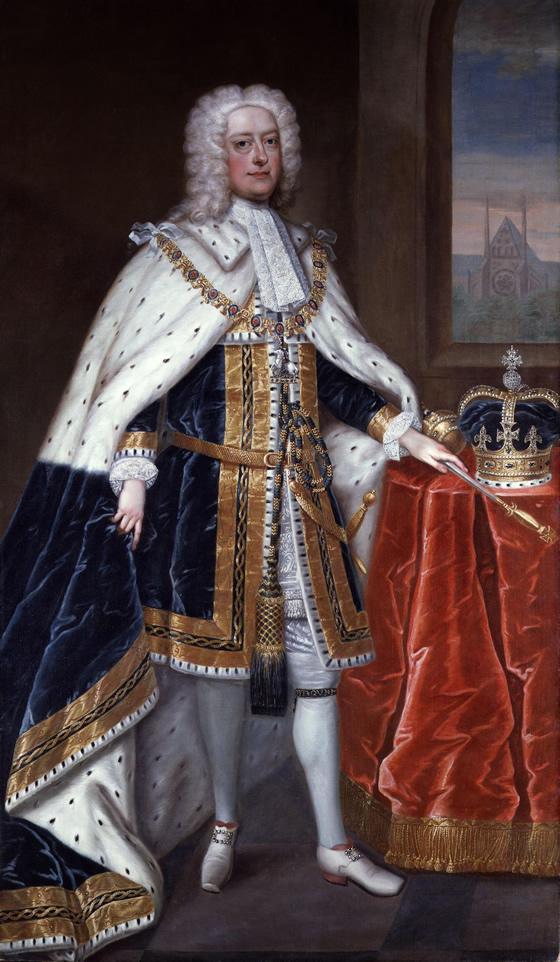 George II - King of England