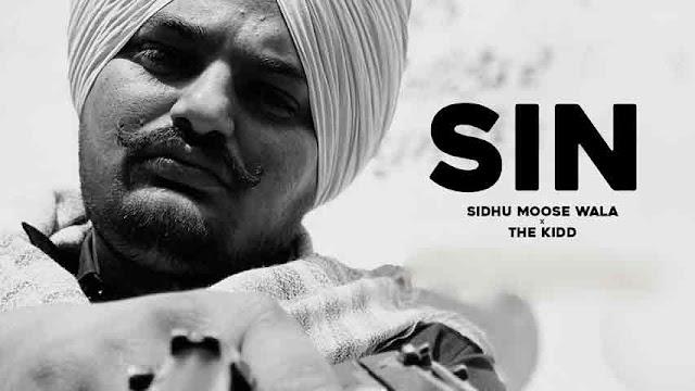 Sin Lyrics - Sidhu Moose Wala
