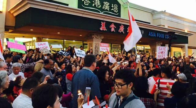 """""""Demo di Luar Negeri untuk Fitnah Bangsa Sendiri, Pengkhianatan Ahoker Paling Brutal terhadap NKRI"""""""