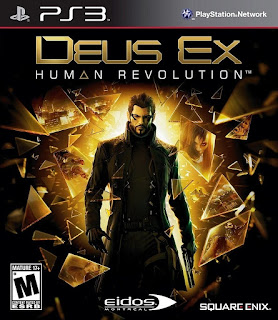 Deus Ex Human Revolution PS3 Torrent