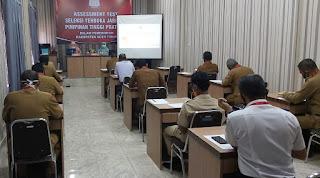 22 PNS Aceh Timur Ikut Seleksi Eselon II, Ini 10 Posisi yang Diincar
