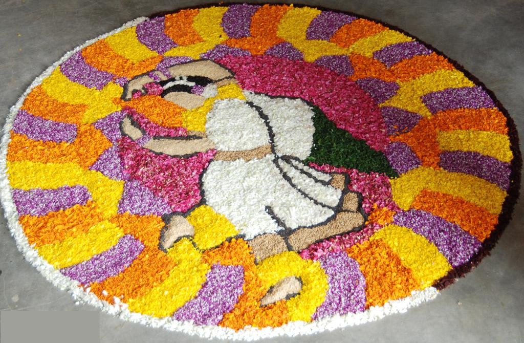 Top 9 Rice Rangoli Designs Styles At Life