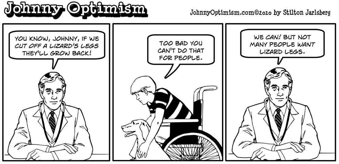 Johnny Optimsim, johnnyoptimism, doctor, surgeon