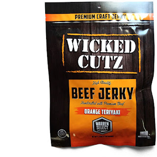 wicked cutz beef jerky