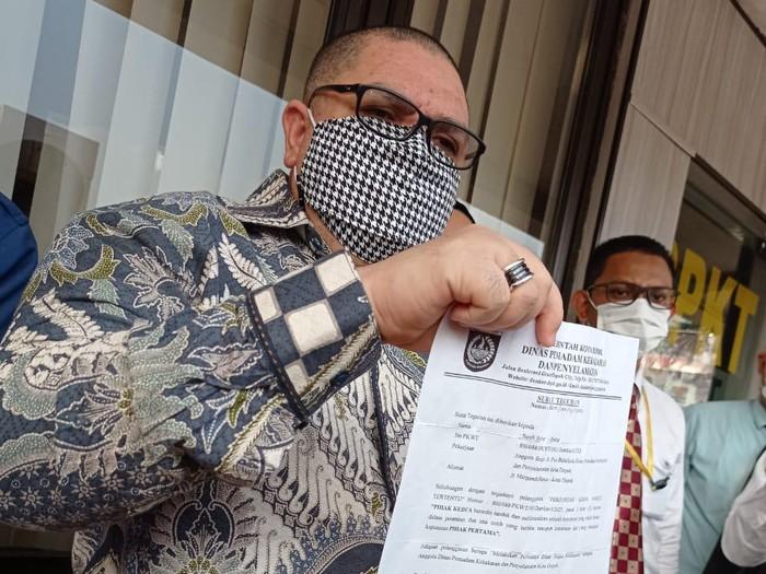Pengacara Sandi: Walkot Depok Beri Keterangan Palsu soal Intimidasi
