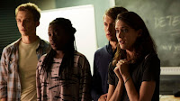 Sophie Hopkins, Greg Austin, Jordan Renzo and Vivian Oparah in Class Series (27)