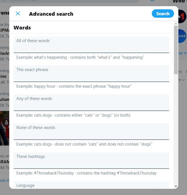 كيفية حذف تغريداتك القديمة