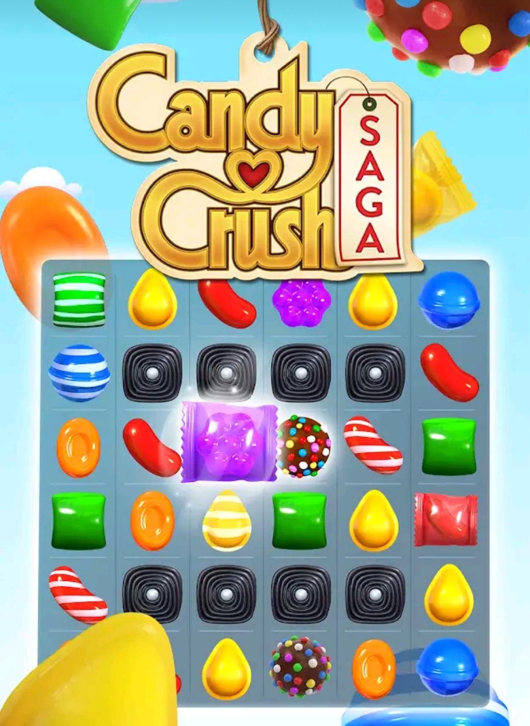 Level on highest candy crush the What Is
