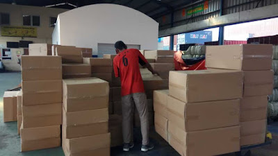 Jasa Import-Export LCL-FCL-AIr Freight Indonesia