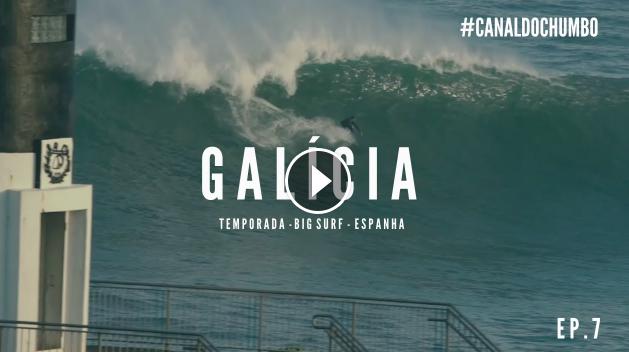 EP 7 GALÍCIA - ES - Lucas Fink Michelle Des Bouillons Ian Cosenza Eric Rebiere CanaldoChumbo