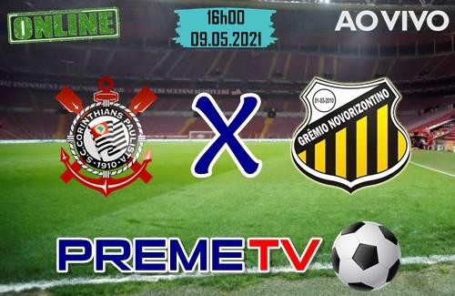 Corinthians x Novorizontino Hoje