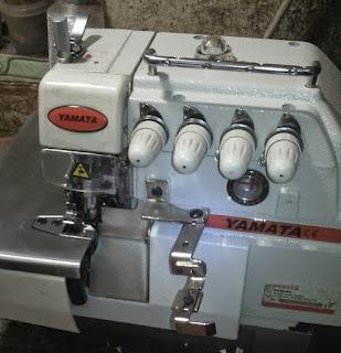 harga mesin obras benang lima yamata
