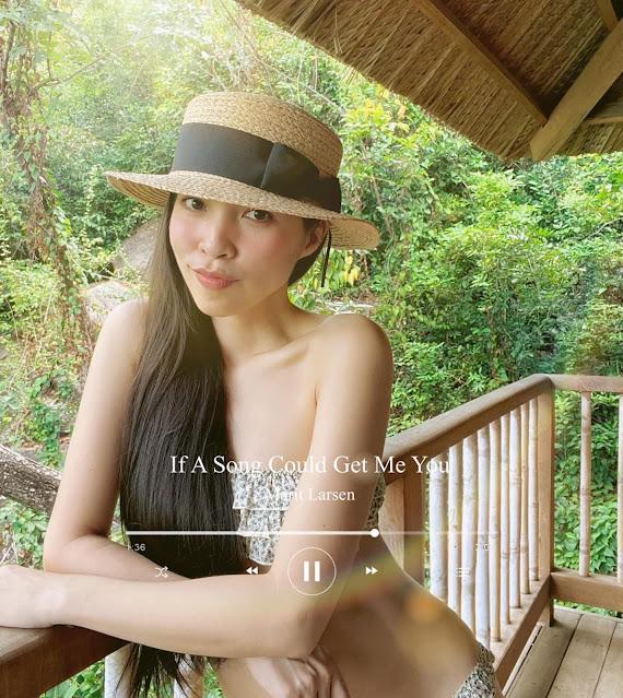 Ảnh người đẹp Việt Nam: Ca sĩ Hiền Thụ mặc bikini 2