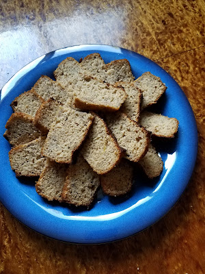 Small Batch Banana Bread,Perfect for small families, RV kitchens and Empty nesters!