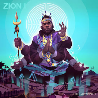Zion I - The Labyrinth (2016) - Album Download, Itunes Cover, Official Cover, Album CD Cover Art, Tracklist